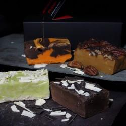 Vegetarian Artisan Butter Fudge Box- Selection 1