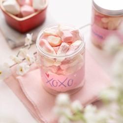 XOXO Strawberry Milkshake Bottle Sweets