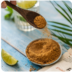 Panela Natural Sugar Alternative- Dried Sugar Cane Juice (Box of 3)