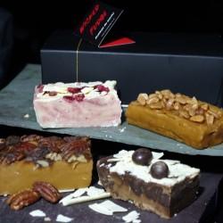Americana Artisan Butter Fudge Box (4 Fudge Bars)