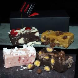 Decadent Artisan Butter Fudge Box (4 Fudge Bars)
