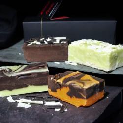 So Sweet Artisan Butter Fudge Box (4 Fudge Bars)