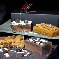 Traditional Artisan Butter Fudge Box (4 Fudge Bars)