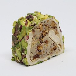 Pistachio Flavour Luxury Turkish delight