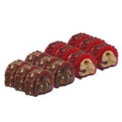 Pomegranate Zeresk & Chocolate - Luxury Turkish Delight mixed box