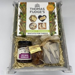 Key To My Heart Valentine's Day Cheese Board Hamper