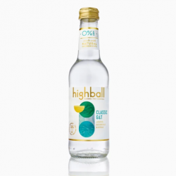 Highball Alcohol Free Cocktails - Classic G&T