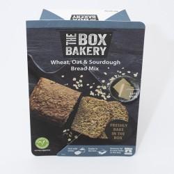 Artisan Wheat, Oat & Sourdough Bread Mix (5 Pack)