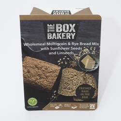 Wholemeal Multigrain & Rye Bread Mix