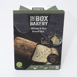 Artisan Wheat & Rye Bread Mix (5x400g)