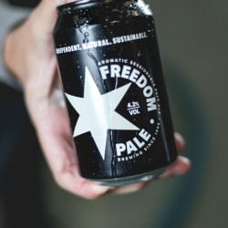 Freedom Pale Ale (4.2%) 24x330ml Can