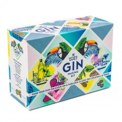 Deluxe Gin Making Kit. Botanical Blends, Fruits and Syrup Bases to make Fabulous Tasting Gin Drinks