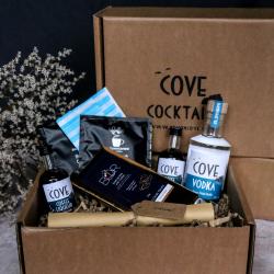Cove Cocktails Espresso Martini & Chocolate Gift Box