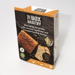 Gluten Free Wholegrain Bread Mix (5x300g)