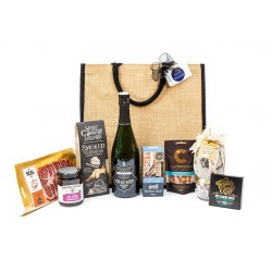 Charcuterie For Two Luxury Snacks Gift Bag