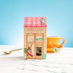 Rhubarb and Custard - Children's Fruit Tea