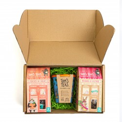 Tom's Teas gift set
