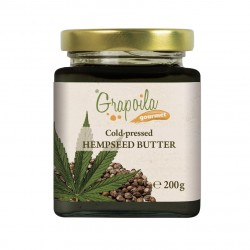Cold Pressed Hemp Seed Butter
