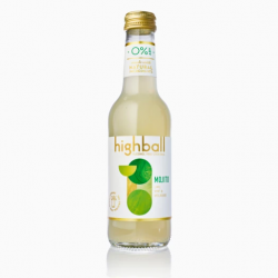 Highball Alcohol Free Cocktails - Mojito