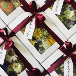 Floral Fudge Gift Box