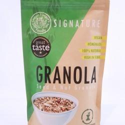 Signature Granola- Seed & Nut Granola (300g bag)