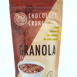 Chocolate Crunch - Chocolate Granola (300g bag)