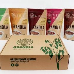 Granola Taster Box (5 x 300g bags)