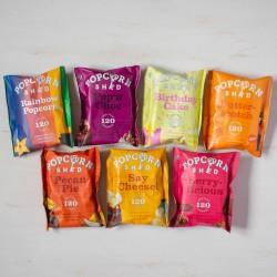 Gourmet Popcorn 7 Flavour Bundle - Pink Selection