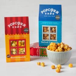 Caramel Popcorn Flavour Selection