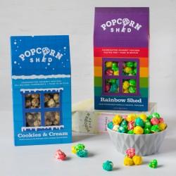 Party Popcorn Flavour Selection