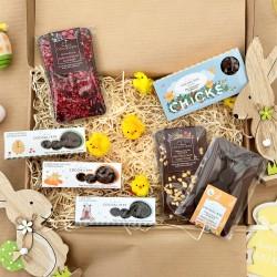 Easter Chocolate Gift Box | 510g Dairy Free Vegan