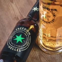 Freedom Helles (4.8%) 24x330ml Bottle