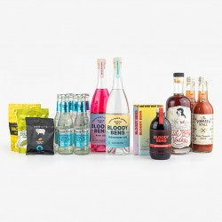 Bloody Bens Gin And Bloody Mary Hamper Pack