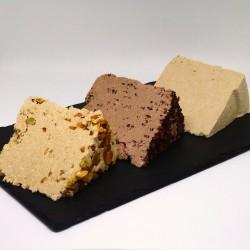 Gourmet Tahini Halva - Pack of 3 | Choose From 10 Flavours