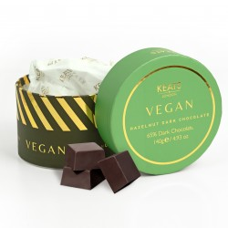 Vegan Hazelnut Chocolate Tub