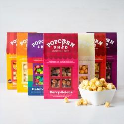Pretty in Pink Gourmet Popcorn Gift Bundle