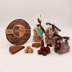 Italian Artisan Chocolate, Cake & Biscuit Selection