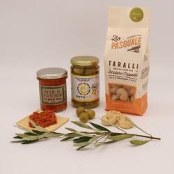 Italian Artisan Snack Trio