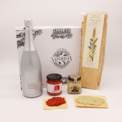 Spanish Cava Taster Gift