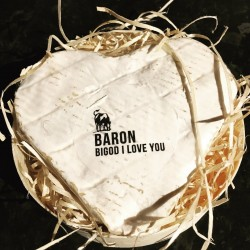Baron Bigod Heart Shaped Brie