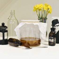 Make Your Own: Koffee Kombucha Fermentation Kit