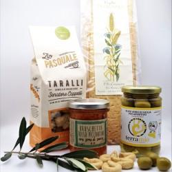 Italian Snacks Tastebud Teaser