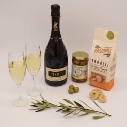 Italian Aperitivo Prosecco & Nibbles Taster Kit