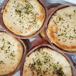 Cheese Potato Cake (piroshki)