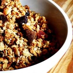 Hand-Baked Original Maple Granola