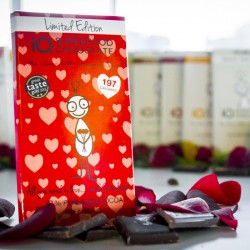 Limited Edition Organic Superfood Dark Chocolate Gift Pack