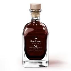 Blackcurrant Vodka Liqueur (Personalisation & Choice of Bottle Shape)