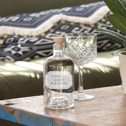 Engraved Guilty Pleasure Premium Botanical Gin
