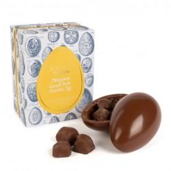 Honeycomb Crunch Milk Chocolate Egg