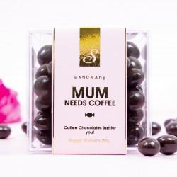 Mum Needs Coffee. Luxury Coffee Chocolate Box